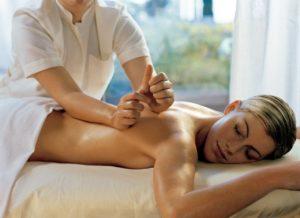 Лечебный массаж в Крыму
