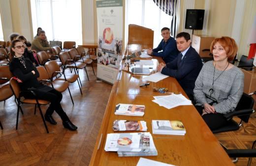 В Симферополе состоялась пресс-конференция по вопросам остеопатии