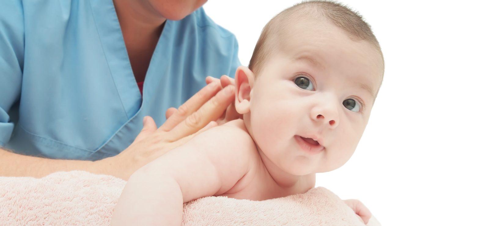 мануальная терапия грудничкам