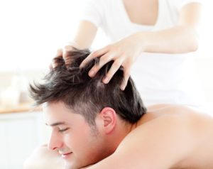 лечебный массаж при мигрени