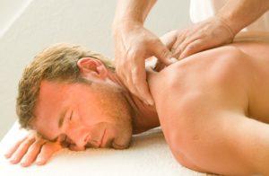 массажа спины