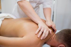 Медицинский массаж в Крыму