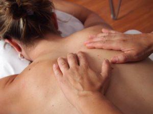 Методы массажа спины