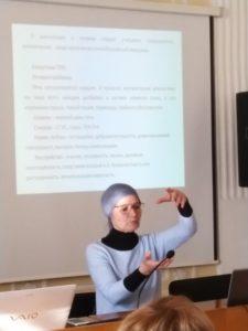 07.12.2019г. прошел бесплатный семинар по Остеопатии!!! Провел профессор из Казани.